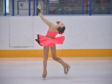 Открытые областные соревнования по фигурному катанию на коньках «Весенняя капель»